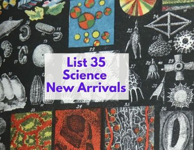 List 35: Science New Arrivals