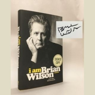 Autopen and Real Signed Copies of Brian Wilson's I Am