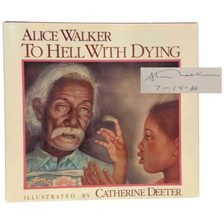 To Hell with Dying. Alice Walker.