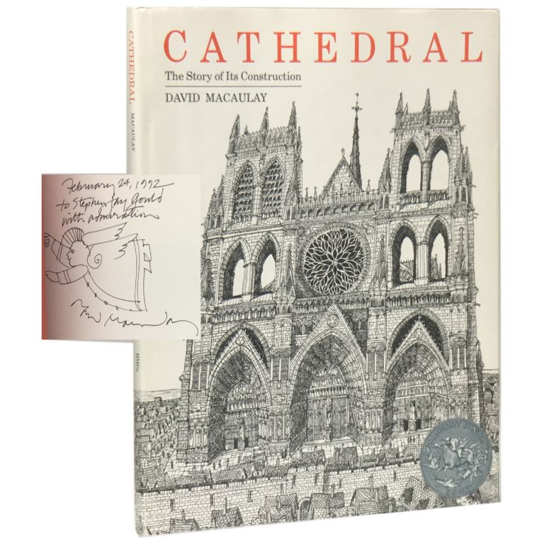 Cathedral: The Story of Its Construction. David Macaulay.