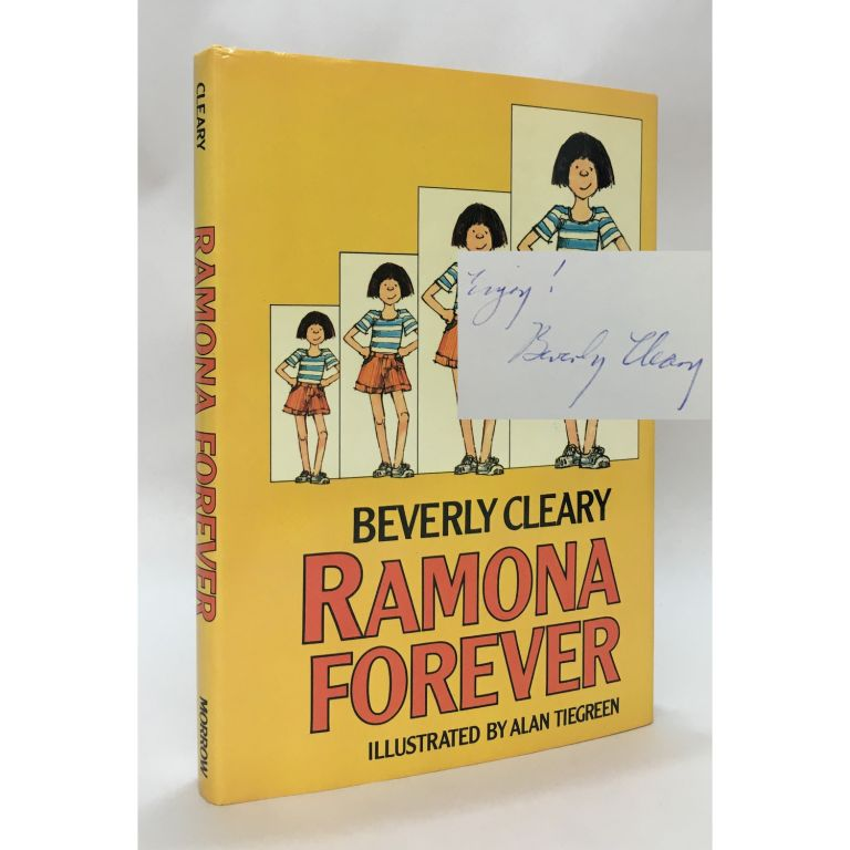 Ramona Forever. Beverly Cleary.