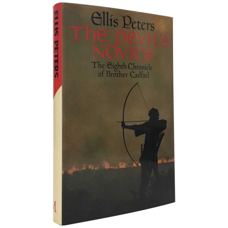 The Devil's Novice: The Eighth Chronicle of Brother Cadfael. Ellis Peters.
