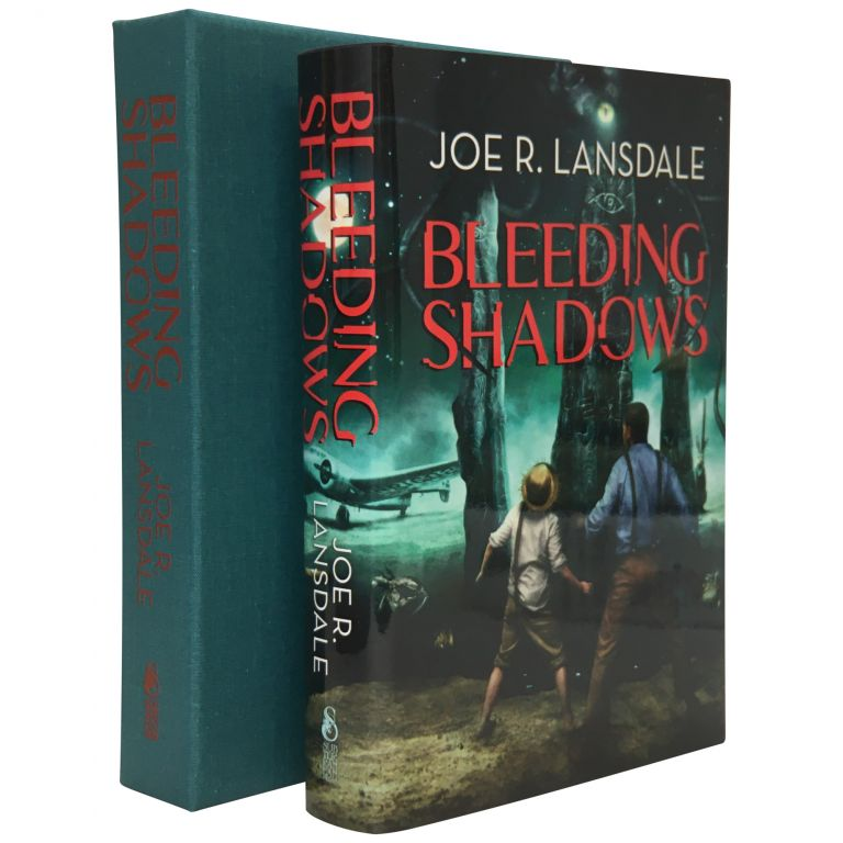 Bleeding Shadows: Stories [Signed, Limited]. Joe R. Lansdale.
