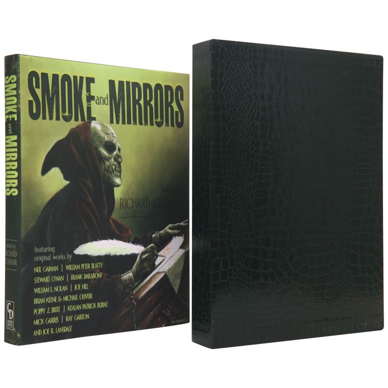 Smoke and Mirrors: Screenplays, Teleplays, Stage Plays, Comic Scripts & Treatments [Signed, Numbered]. Richard Chizmar.