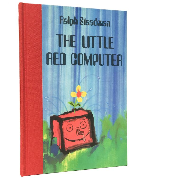 The Little Red Computer [Signed, Numbered]. Ralph Steadman.