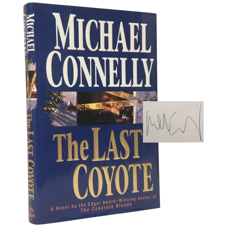 The Last Coyote. Michael Connelly.