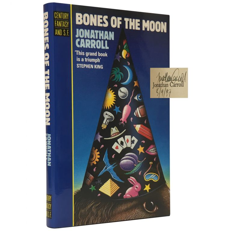 Bones of the Moon. Jonathan Carroll.