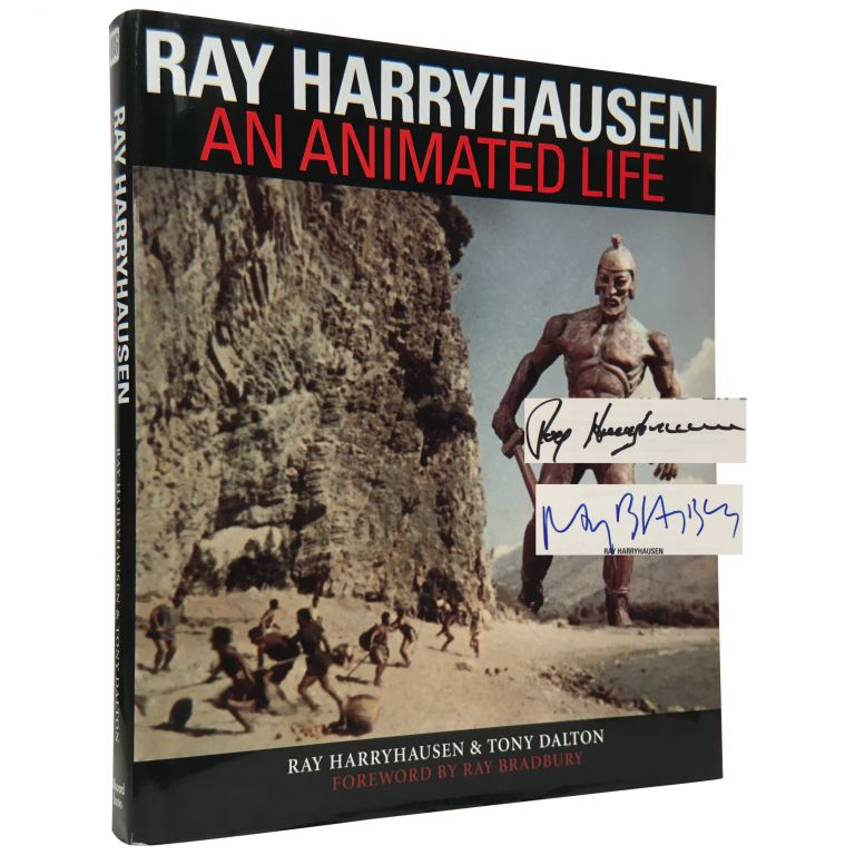 Ray Harryhausen: An Animated Life. Ray Harryhausen, Tony Dalton.