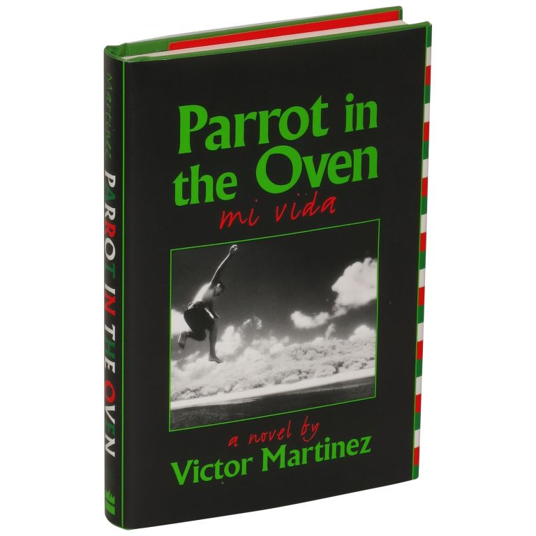 Parrot in the Oven: Mi Vida [Library Issue]. Victor Martinez.