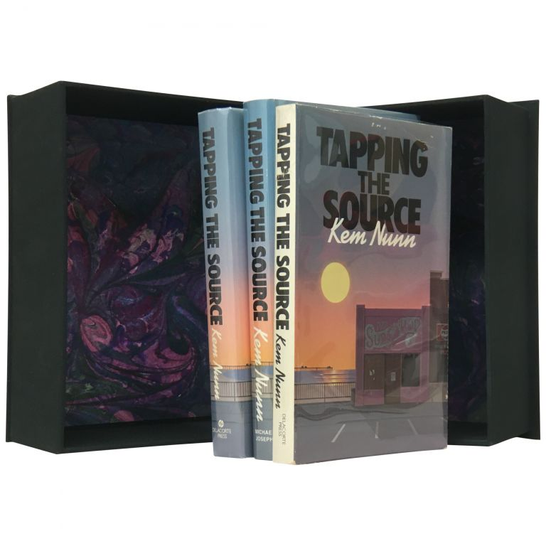 Tapping the Source [Collector's Set]. Kem Nunn.