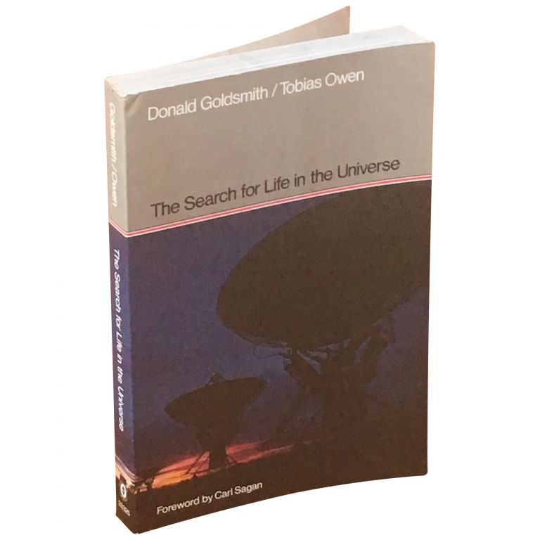 The Search for Life in the Universe [Inscribed]. Donald Goldsmith, Tobias Owen.