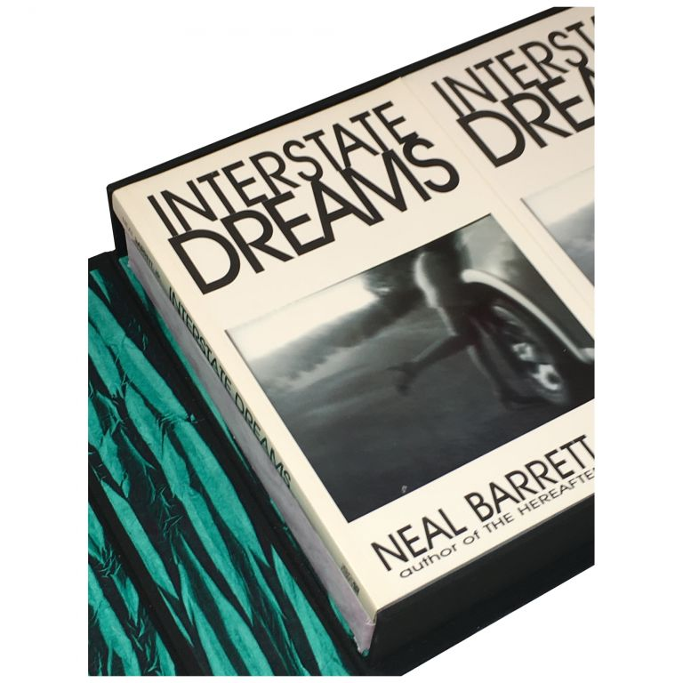 Interstate Dreams [Dedication Copy and Typescript]. Neal Jr Barrett.