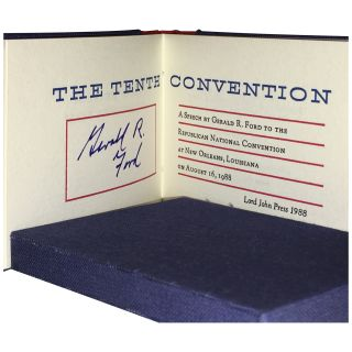 The Tenth Convention: A Speech ... to the Republican National Convention at New Orleans,...