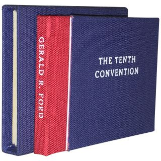 The Tenth Convention: A Speech ... to the Republican National Convention at New Orleans, Louisiana, on August 16,1988