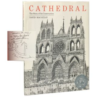 Cathedral: The Story of Its Construction. David Macaulay