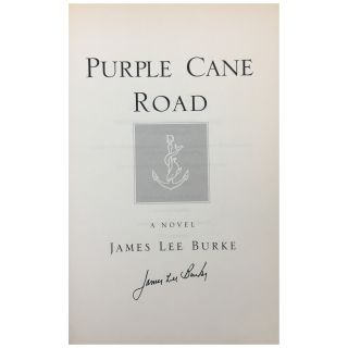 Purple Cane Road [Advance Reading Copy]