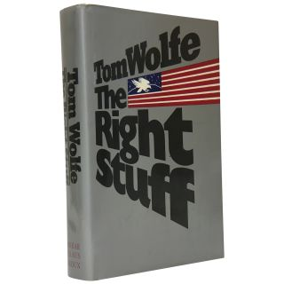 The Right Stuff. Tom Wolfe
