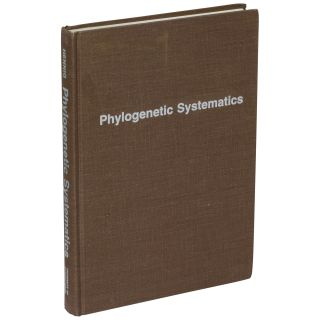 Phylogenetic Systematics [Stephen Jay Gould's copy]. Willi Hennig, D. Dwight Davis, Rainer Zangerl