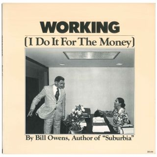 Working (I Do It for the Money)