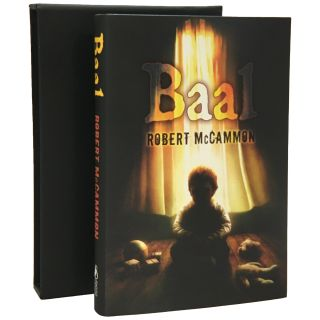 Baal [Deluxe Signed & Numbered]. Robert McCammon