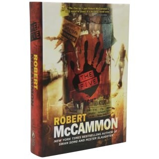 The Five. Robert McCammon