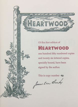 Heartwood [Limited Edition, Signed]