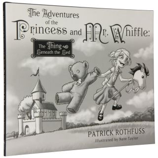 The Adventures of the Princess and Mr. Whiffle: The Thing Beneath the Bed [Signed, Limited]....