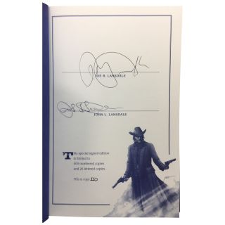 Shadows of the West [Signed, Numbered]