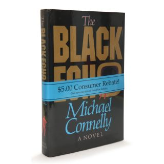 The Black Echo [With Band]. Michael Connelly