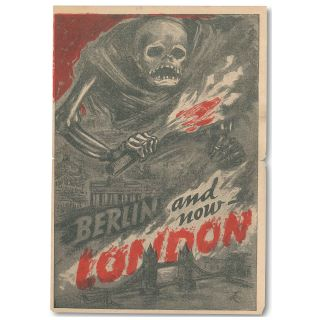 Berlin and Now—London [V-1 Rocket Propaganda