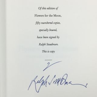 Flowers for the Moon [Signed, Numbered]