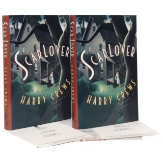 Scar Lover [Two Remarkable Inscribed Copies]