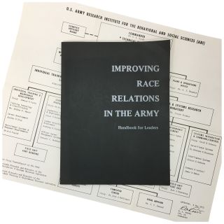 Improving Race Relations in the Army: Handbook for Leaders. Peter G. Nordlie, Bruce C. Allnutt,...