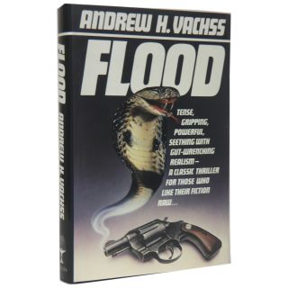 Flood. Andrew H. Vachss