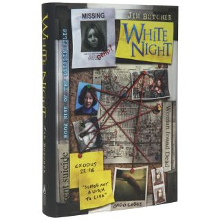 White Night: A Novel of the Dresden Files. Jim Butcher
