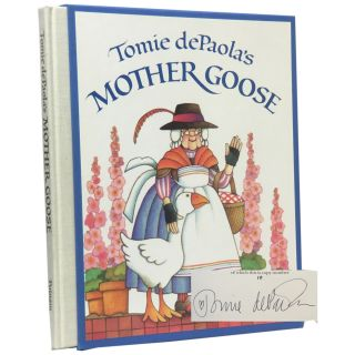 Mother Goose [Signed, Limited]. Tomie dePaola