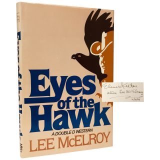 Eyes of the Hawk. Elmer Kelton, Lee McElroy