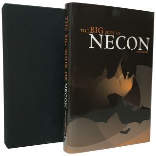 The Big Book of Necon [Signed, Numbered]. Bob Booth, Neil Gaiman Stephen King, contributors