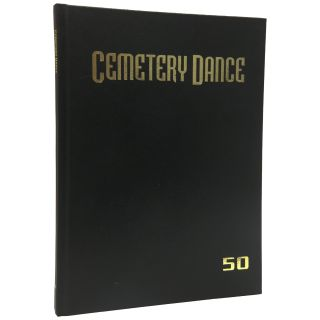 Cemetery Dance Magazine #50 [Signed, Limited]. Robert Morrish