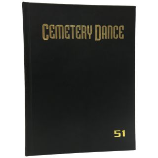 Cemetery Dance Magazine #51 [Signed, Limited]. Robert Morrish