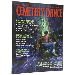 Cemetery Dance Magazine #61 [Signed, Limited]. Richard Chizmar