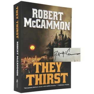 They Thirst. Robert McCammon