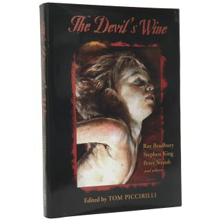 The Devil's Wine. Tom Piccirilli