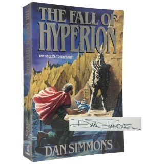 The Fall of Hyperion. Dan Simmons
