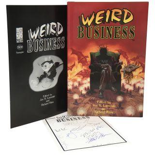 Weird Business. Joe R. Lansdale, Richard Klaw
