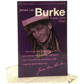Purple Cane Road [UK Advance Reading Copy