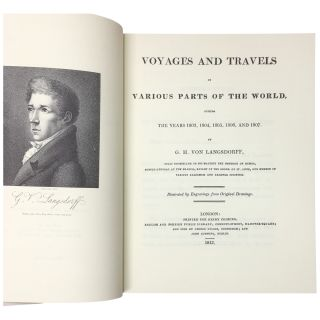 Voyages and Travels in Various Parts of the World, During the Years 1803, 1804, 1805, 1806, and 1807 [Two volumes, complete]