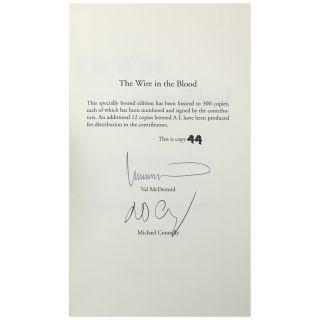 The Wire in the Blood [Signed, Limited]