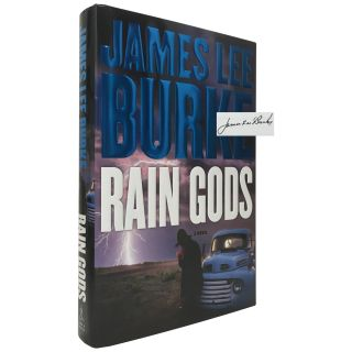 Rain Gods. James Lee Burke