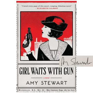 Kopp Sisters #1: Girl Waits With Gun [Paperback]. Amy Stewart
